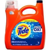 Tide Ultra Oxi Liquid HE Laundry Detergent