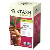 Stash Tea Organic Rainforest Chai Herbal Tea