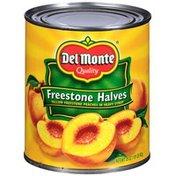 Del Monte Yellow Freestone Halves in Heavy Syrup Peaches