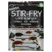 Koreyo Seasoning, Sprinkle Rub Marinade, Stir-Fry, Garlic & Ginger