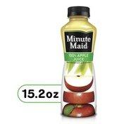 Minute Maid Apple Juice With Vitamin C, Fruit Juice