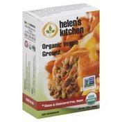 Helen's Kitchen Gluten Free, Organic, Vegan, Veggie Ground, Box