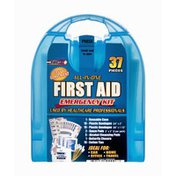 Rapid Care All-in-One Emergency First Aid Kit