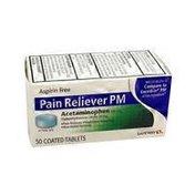 Signature Care Acetaminophen 500 mg Pain Reliever PM