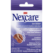 Nexcare Comfort Cushions, Toe Blister
