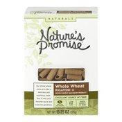 Nature's Promise Rigatoni, Whole Wheat