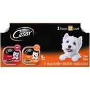 CESAR Classics Dog Food Variety Pack