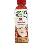 Florida's Natural 100% Juice, Premium Apple