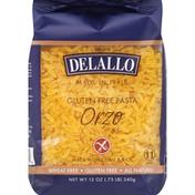 DeLallo Orzo, Gluten Free, No. 65