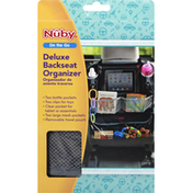 Nuby Deluxe Backseat Organizer, On The Go