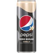 Pepsi Zero Sugar Vanilla Cola Soda