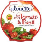 Alouette Sun Dried Tomato & Basil Spreadable Cheese