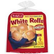 Bridgford Bakery Style White 1.5 oz Rolls