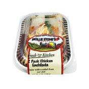 2 Pack Chicken Enchilada