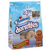 Hostess Donuts, Mini, Gingerbread Spice