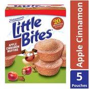 Entenmann's Little Bites Apple Cinnamon Mini Muffins