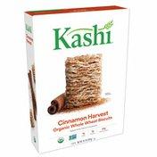 Kashi Breakfast Cereal, Vegan Protein, Organic Fiber Cereal, Cinnamon Harvest