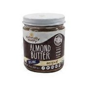 Naturally Nutty Organic Almond Butter