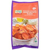 Earthbound Farms Roasted Organic Slices Sweet Potatoes
