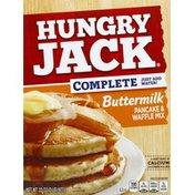 Hungry Jack Pancake & Waffle Mix Buttermilk