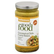 Feel Good Foods Coconut & Chile Curry Sauce