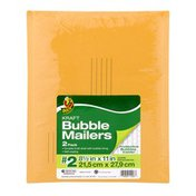Duck Kraft Bubble Mailers #2 - 2 PK