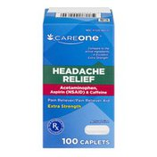 SB Headache Relief Extra Strength - 100 CT