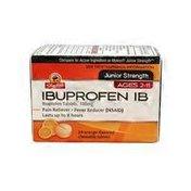 ShopRite Ibuprofen Ib Pain Reliever, 100 Mg, Orange