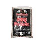 Bear Mountain Hickory Smoker Pellets