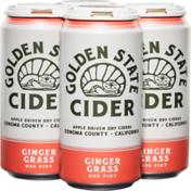 Golden State Cider Gingergrass
