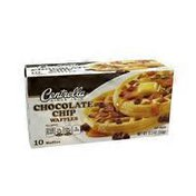 Centrella Chocolate Chip Waffles 10 Count