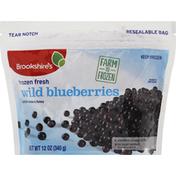 Brookshire's Wild Blueberries, Frozen Fresh