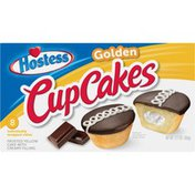 Hostess Golden CupCakes
