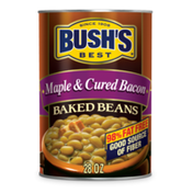 Bush's Best Maple & Cured Bacon Baked Beans
