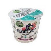 Open Nature Mixed Berry & Acai Icelandic Style Nonfat Yogurt