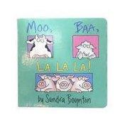 Moo Baa La La La Book