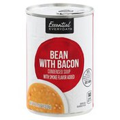Essential Everyday Condensed Soup, Bean with Bacon