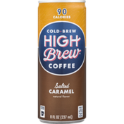 High Brew Cold-Brew Salted Caramel