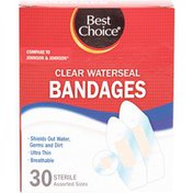 Best Choice Waterseal Bandages