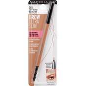 Maybelline Defining Pencil, Brow, Ultra Slim, Light Blonde 248