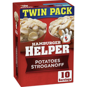 Hamburger Helper Stroganoff Pasta and Creamy Sauce Mix