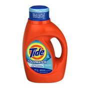 Tide ColdWater Fresh Scent Liquid Laundry Detergent