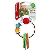 Infantino Teether Keys, Cool & Chew, 0-36m