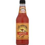 Bundaberg Brewed Drinks Sparkling Drink, Blood Orange Flavored