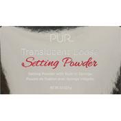 Pur Setting Powder, Translucent Loose