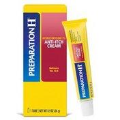 Preparation H Anti Itch Cream, Anti Itch Cream