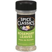 Spice Classics® Rosemary Leaves
