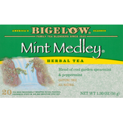 Bigelow Mint Medley Herbal Tea