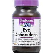 Bluebonnet Eye Antioxidant, Vegetable Capsules