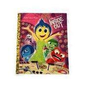 Disney Pixar Inisde Out Little Golden Book